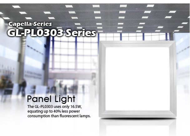 Panel Lights 30*30 Pollux פנל לדים
