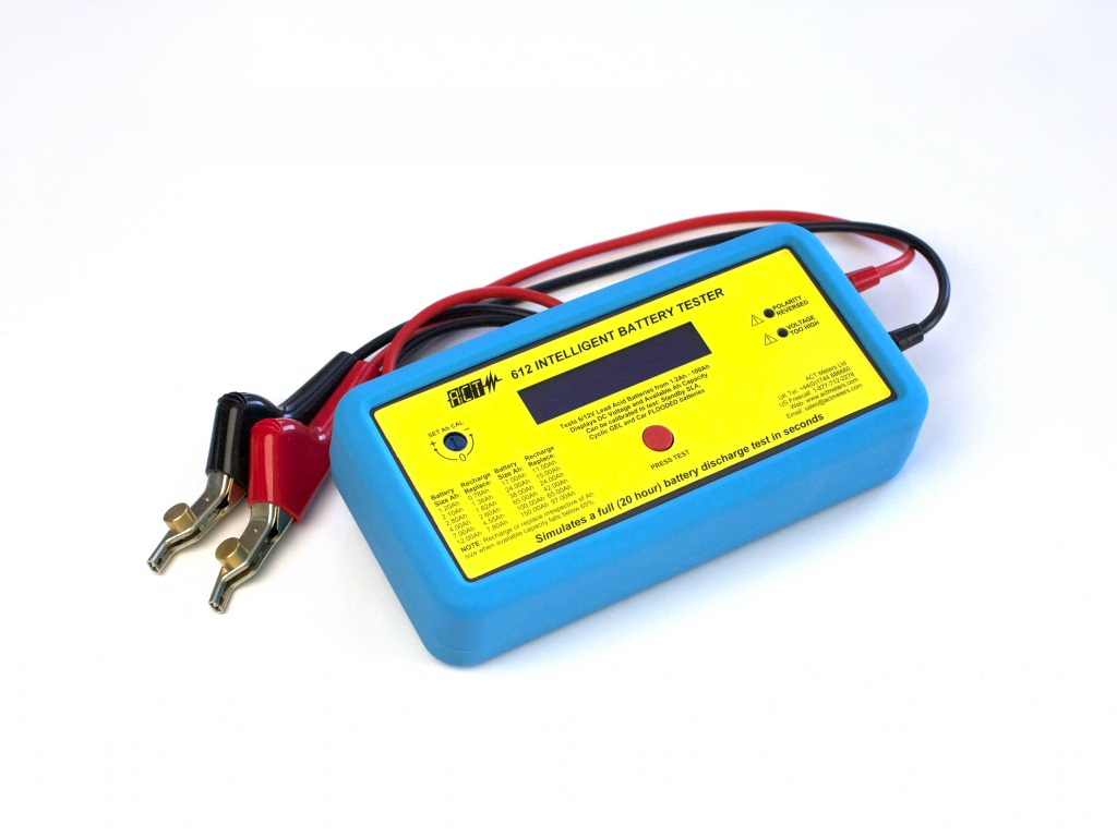ACT 612 BATTERY TESTER